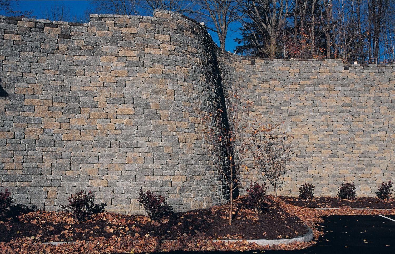 Wilton Tall Wall Versa Lok
