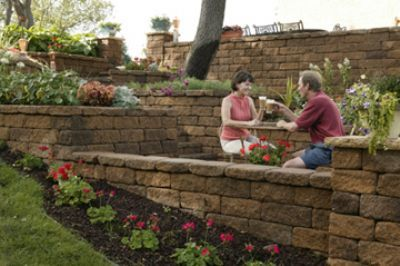 Photo Gallery Browse Retaining Wall Project Photos