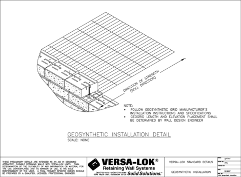 Construction Details | Versa-Lok