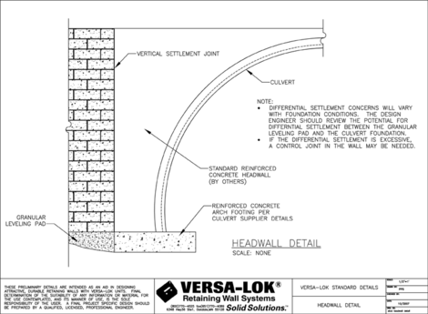CAD Details   Versa-Lok