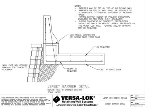 CAD Details | Versa-Lok