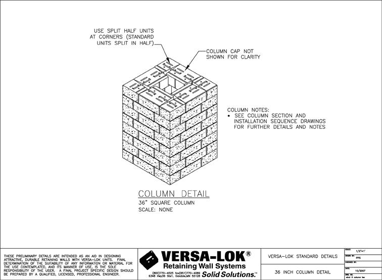 Standard | Versa-Lok