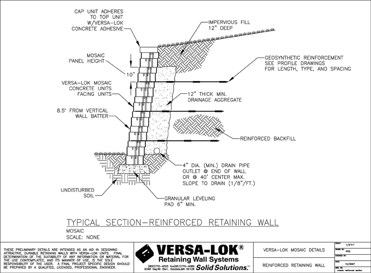 Geogrid   Versa-Lok